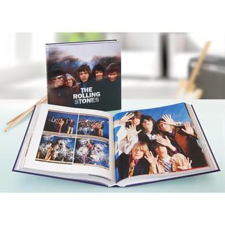 """Buch """"The Rolling Stones"""" oder """"The Rolling Stones"""" Collectors Edition Der monumentale Bildband über die Urgesteine des Rock 'n' Roll."""