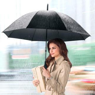 FARE-iAuto® Regenschirm Weltneuheit: der erste Taschenschirm, der sich elektrisch öffnet und wieder schliesst.