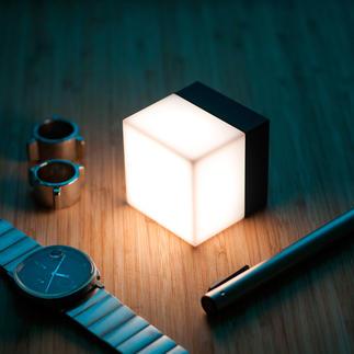 Hightech-Cube Bisher nie vermisst. Und jetzt plötzlich die beliebteste und vielseitigste Lichtquelle im ganzen Haus (und Garten).