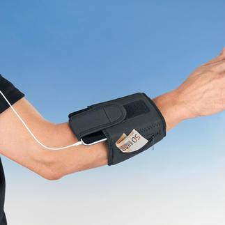 Arm Tresor II Geld, Kreditkarte, Handy, Schlüssel, ... Alles diebstahlgeschützt am Körper.