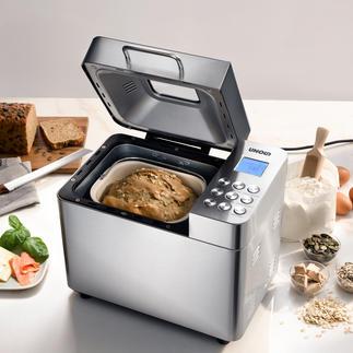 Unold Brotbackautomat Backmeister® Alles, was Sie von einem guten Brotbäcker erwarten. Der komplett ausgestattete Brotbackautomat von Unold.