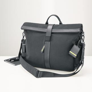 Moleskine® by Bric's Messenger-Bag Das Ergebnis einer perfekten Symbiose. Stylishes Design. Viele durchdachte Features.