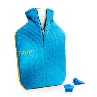 Troy° Bettflasche Die patentierte TROY° Bettflasche: mit genialem Salzpad, Premiumhülle und Sicherheitsverschluss.