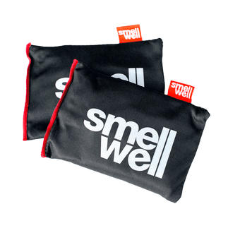 Smell Well™ 2er-Pack Smell Well™-Pads absorbieren die Feuchtigkeit, neutralisieren den PH-Wert und entziehen den Bakterien so die Lebensgrundlage.