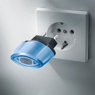 Antimilben-Stecker 230-V-Gerät Eine wirksame Waffe gegen Milben.
