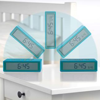 Wende-Wecker Lexon® Der vielleicht intelligenteste und leichtest zu bedienende Wecker, den wir je gesehen haben.