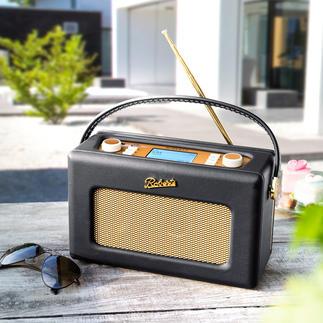Roberts Radio Revival-iStream 2 Ein Hochgenuss für Auge und Ohr. Vom Hoflieferanten des britischen Königshauses, Roberts.