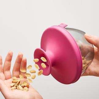 Oxiloc-Snackspender, 3er-Set Im luftdichten Spender bleiben kleine Naschereien länger appetitlich frisch. Mit patentiertem Oxiloc-Schliesssystem.
