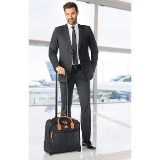 Bric`s Business-Trolley Modische Tasche? Komfortabler Trolley? Beides. Von Bric`s, italienischer Spezialist für feines Reisegepäck seit 1952.