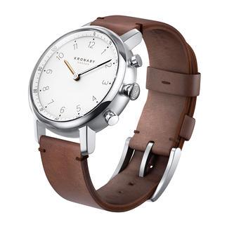 Kronaby Hybrid-Chronograph Zeitlos schön wie ein klassischer Chronograph. Funktionsstark wie eine Smartwatch. Aber 4 x längere Laufzeit.