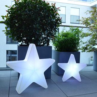3D-Leuchtstern Der Star Ihrer Weihnachtsdekoration: Der imposante 3D-Leuchtstern.