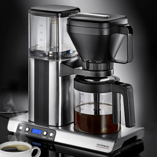Gastroback Design-Kaffeemaschine Brew Advanced Die bessere Kaffeemaschine: brüht so heiss und präzise wie von Hand.