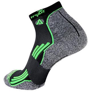 No-Limit-Sportsocke, je Paar Ultrafein. Ultraleicht. Ultrastark. Von Rywan, Spezialist für Hightech-Socken mit mehr als 60 Jahren Erfahrung.