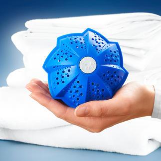 Waschkugel Bakterien und Keime können auf natürliche Weise beseitigt werden.