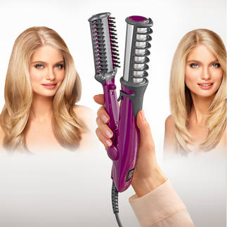 InStyler® Titanium Glättet, wellt, gibt Volumen – und schont Ihr Haar.
