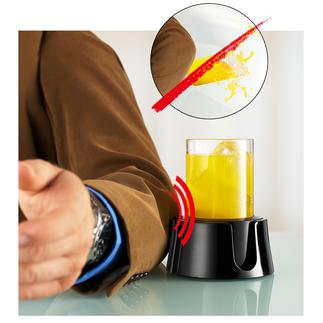 TableCoaster Nie mehr umgestossene Getränke: auf dem Schreibtisch, beim Frühstück, auf dem Boot, ...