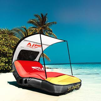 Cabana Lounge Die Luxus-Lounge unter den Badeinseln. Premium-Qualität für Langzeit-Badespass.
