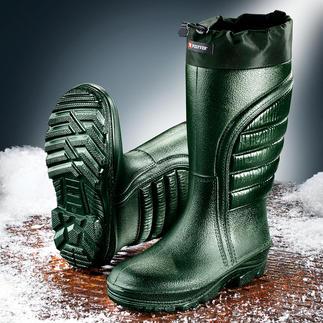 Die Winterstiefel der Profis Der Premium-Winterstiefel aus Schweden. Optimaler Kälteschutz bei bis zu -50(!) °C. Extrem langlebig und robust.