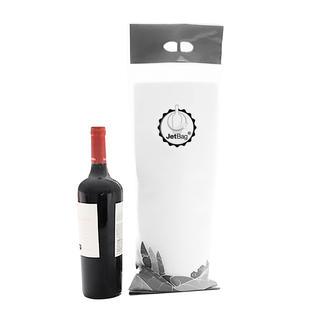 JetBag™, 3er-Set Endlich reisen zerbrechliche Flaschen doppelt sicher. Schützend gepolstert & auslaufdicht wie eine Babywindel.