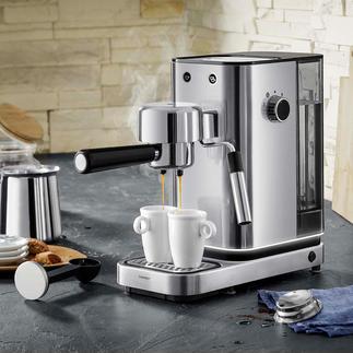 WMF Espresso-Maschine Lumero Professionelle Thermoblock-Technologie. Einfachste Bedienung. Elegantes Edelstahl-Design.