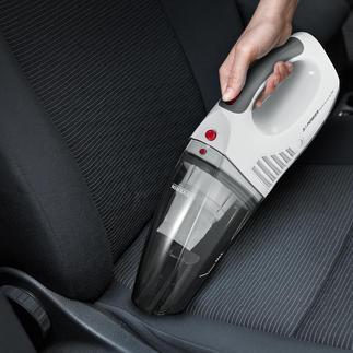 S'Power® Akku-Handsauger Saugt nass und trocken. Per Akku und 12-V-Anschluss. Ideal auch für Auto, Wohnmobil und Boot.