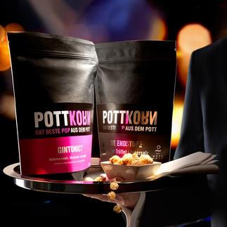 Pottkorn Unvergleichlich lecker, knusprig dick und aromatisch: das beste Popcorn, das wir kennen.