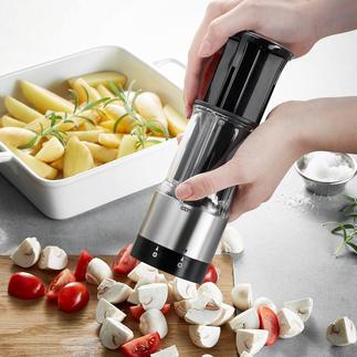 Gemüse-/Obstschneider Flexicut Gemüse und Obst perfekt vierteln oder achteln. Schnell und einfach wie nie.