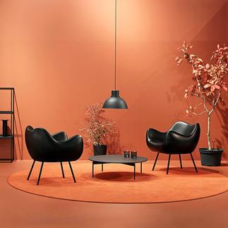 RM58 Retro-Sessel Urtyp eines einst revolutionär modernen Möbelstils.