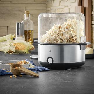 WMF KÜCHENminis® Popcorn-Maker Mit integriertem Drehstab. Für perfekt gleichmässig gerösteten Knabberspass, den jeder liebt.