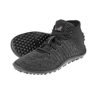 Barfuss-leguano® Knit-Sneaker Original leguano® Barfuss-Genuss – jetzt im trendig hohen Strick-Sneaker.