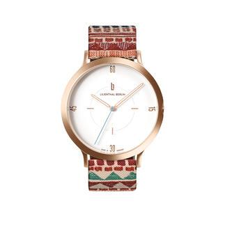 Lilienthal Design-Uhr Die Unisex-Uhr von Lilienthal. Mehrfach ausgezeichnet. Erfreulich erschwinglich.