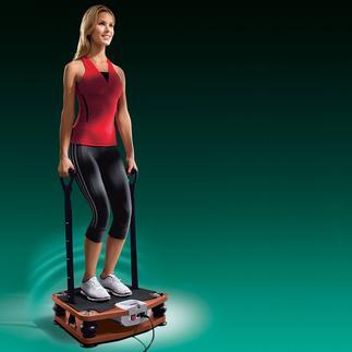 Vibrations-/Massageplatte Ganzkörpertraining bequem zu Hause. Exklusiv bei Pro-Idee.