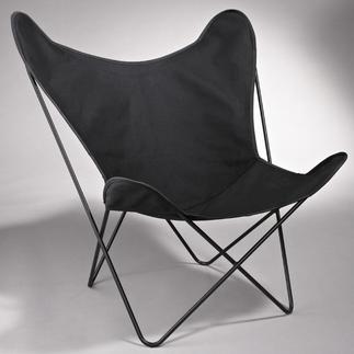 Butterfly-Chair 1938 entworfen. Preisgekrönt. Eines der erfolgreichsten Sitzmöbel der Welt.