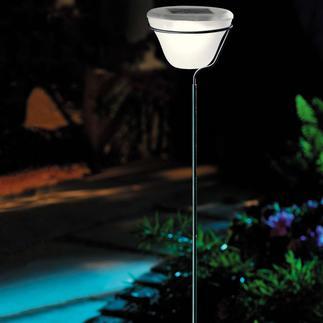 Solar-Windlicht In Ihrem neuen Windlicht steckt modernste LED Technik.