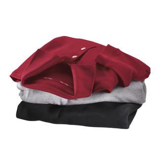 Das Langarm-Poloshirt aus handgepflückter, peruanischer Pima-Cotton. Wertvoll wie die besten Polos der Welt - allerdings zu einem kleinen Preis. Wunderbar weich und formstabil.