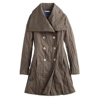 Floyd's Crash-Mantel, Fango Der unkomplizierte Crash-Mantel ist von Natur aus geknittert – und gerade deshalb immer in Bestform.