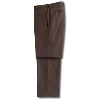 Benbarton Minikaro-Flanellhose Die Flanellhose ohne Knitterfalten. Und ohne Pilling.