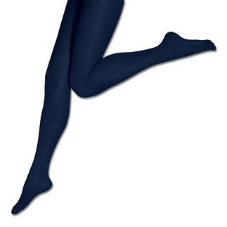 Die edle Strumpfhose von Oroblu, Italien. Samtweich und faltenfrei wie eine zweite Haut. Hochelastischer und perfekter Sitz. Blickdichte Strumpfhose mit gleichmässiger Farbverteilung.