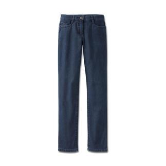 Die Jeans für den Winter: wärmend, aber dennoch angenehm leicht. Thermolite® lässt Sie niemals frieren. Und hält Ihre Haut stets angenehm trocken.