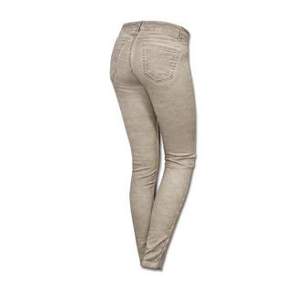 Die ruhige, elegante unter den modischen Skinny-Jeans. Klare Schnittführung. Aktuelle Farbe. Perfekte Passform. Von Strenesse.