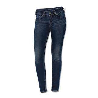 Die Joga-Jeans™ von Silver®: Authentische Jeans-Optik. Aber mit Yoga-Pants-Feeling.