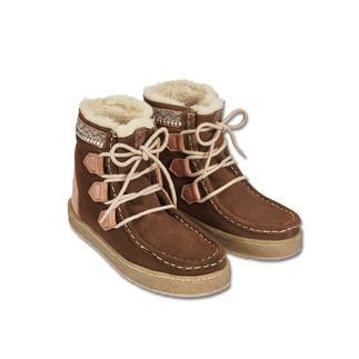 Die Trend-Boots im Ethno-Stil, traditionell handgefertigt. Von Laidbacklondon, Liebling der Fashion-Presse und vieler Stars und Celebrities.
