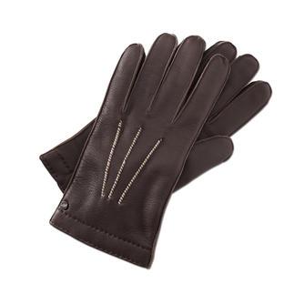 Die handgefertigten Luxus-Handschuhe aus Italien. Von Merola. Seltenes Hirschleder: unvergleichlich weich und doch robust.