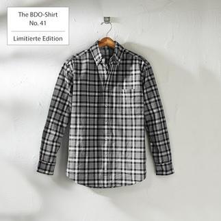 Das Allround-Hemd: auch ungebügelt perfekt gestylt. Unübertroffen pflegeleicht und strapazierfähig.