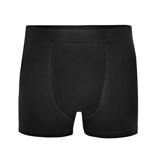 Die modische, zeitgemässe Unterhose mit viel Funktion. Weich auf der Haut. Saugfähig. Unsichtbar unter eng anliegender Kleidung.