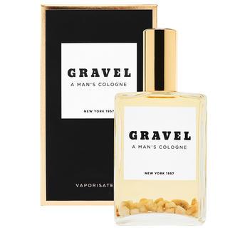 Gravel Eau de Parfum Spray, 100 ml Ein Stück amerikanischer Parfum-Geschichte: Der erste Herrenduft der USA. Klar. Kräftig. Würzig. Mineralisch.