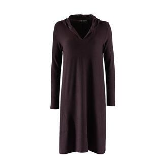 Das Sweatshirt-Kleid aus extraweichem und superleichtem Jersey. Bequem wie ein Homesuit. Aber viel charmanter.