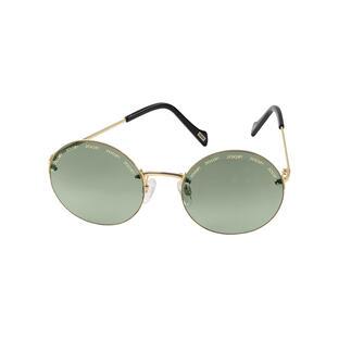 Die Trend-Sonnenbrille von JOOP! Runde Retro-Form. Randlos. Moderne Ultraleicht-Bügel.