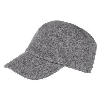 Die Basecap aus wärmendem Walkfilz für die kalte Jahreszeit. Knitterfrei, formstabil und enorm strapazierfähig. Für Damen und Herren.