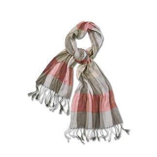 Der schmiegsam weiche Karo-Schal, der perfekt zu allen Erdtönen passt. Von Ascot – mehr als 100 Jahre Erfahrung mit edlen Herrenaccessoires.
